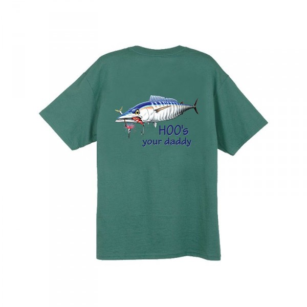 AFTCO Bluewater Hoo's Your Daddy T-Shirt