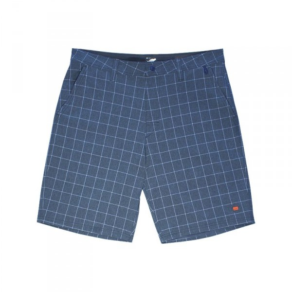 Cova Plaid-Apus Shorts