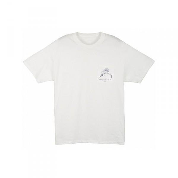 Hook & Tackle Sailfish X-Ray Solar System T-Shirt