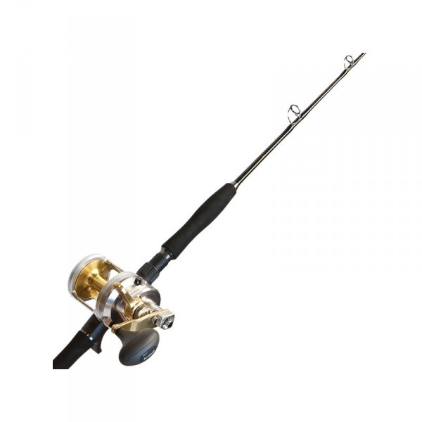 Melton Tackle Custom Jigging and Popping Conventional Combos