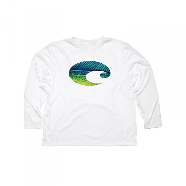 Costa Del Mar Technical Dorado Long Sleeve Shirt
