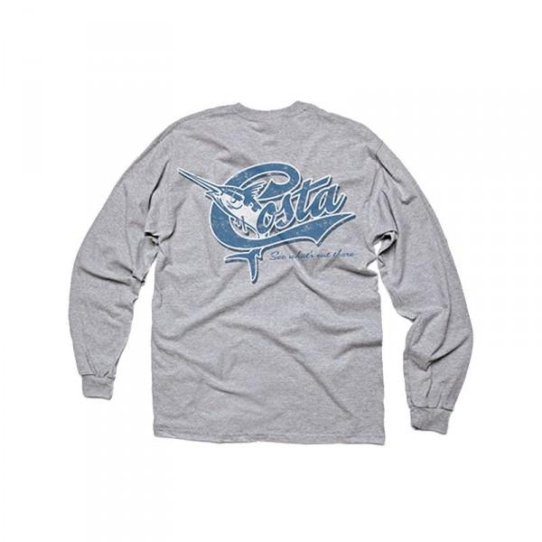 Costa Retro Long Sleeve Shirt