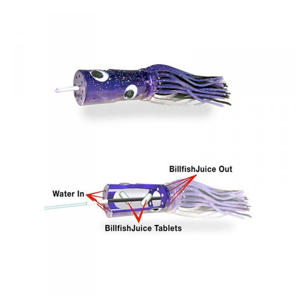 Moldcraft 4-Eyed Monster Billfish Juice