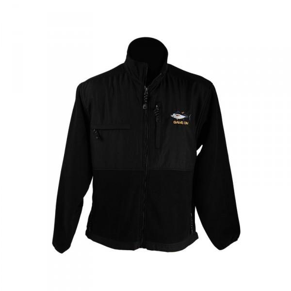Nantucket Bound Custom Embroidered Fleece Jacket