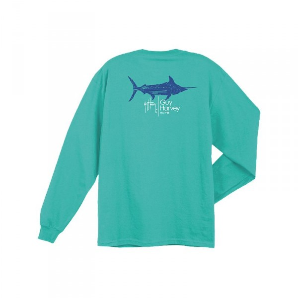 Guy Harvey Sprint Long Sleeve Shirt