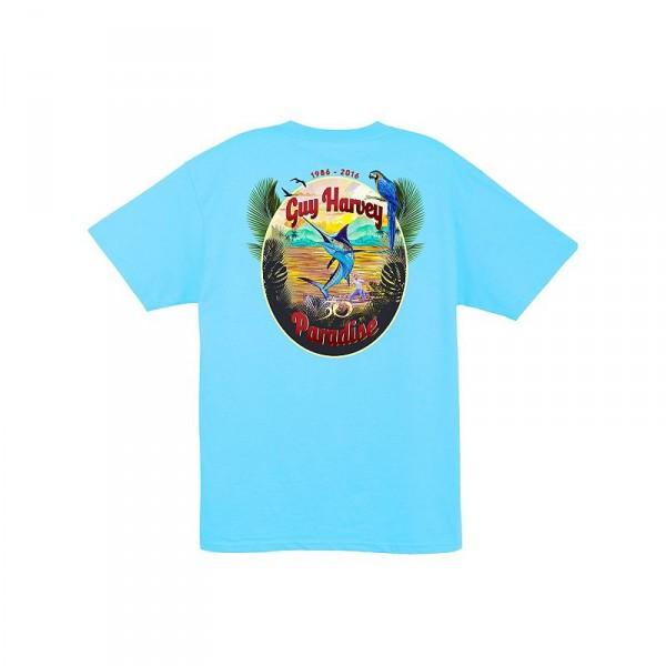 Guy Harvey Paradise T-Shirt