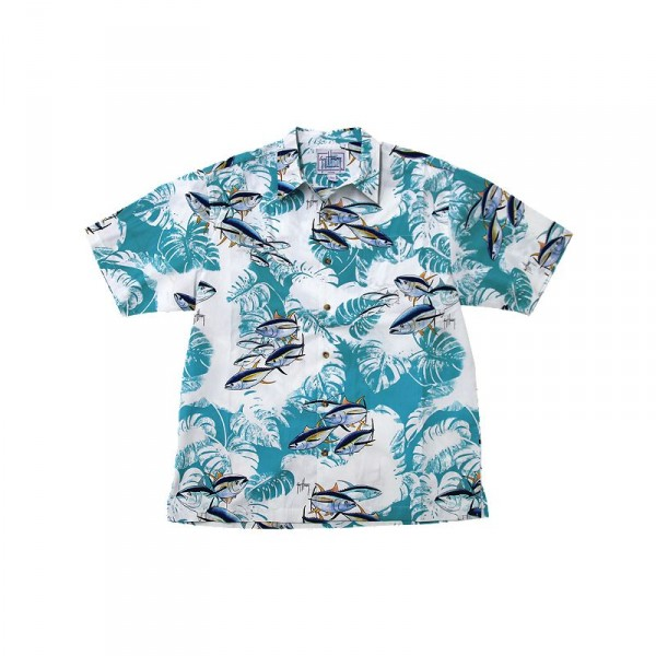 Guy Harvey Big Catch Buttondown Shirt