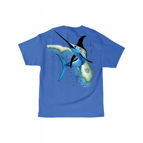 Guy Harvey Florida Sword T-Shirt
