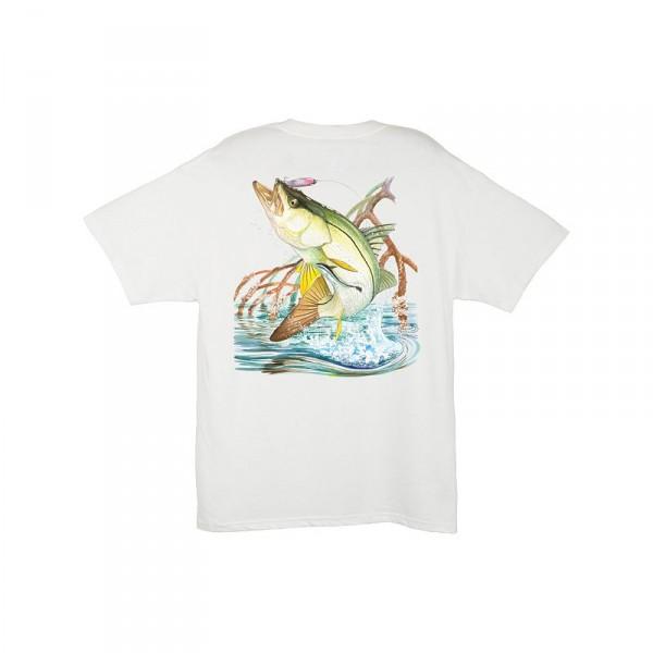 Guy Harvey Snook Mangrove 2 T-Shirt