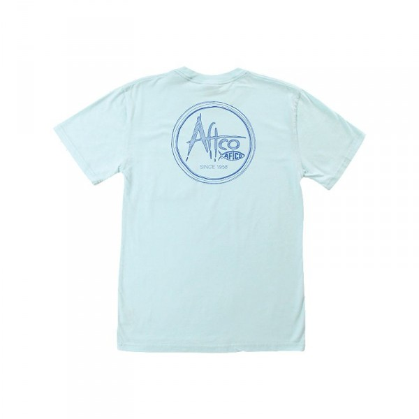 AFTCO Scribble Pocket T-Shirt