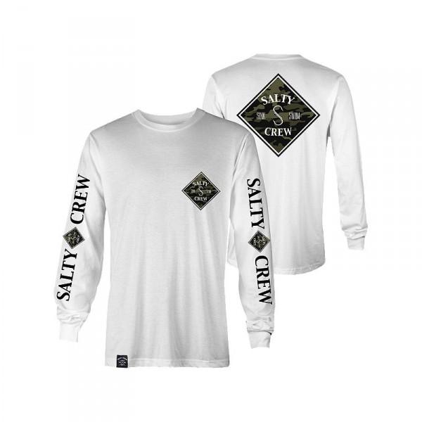 Salty Crew Tippet Camo Long Sleeve Shirt