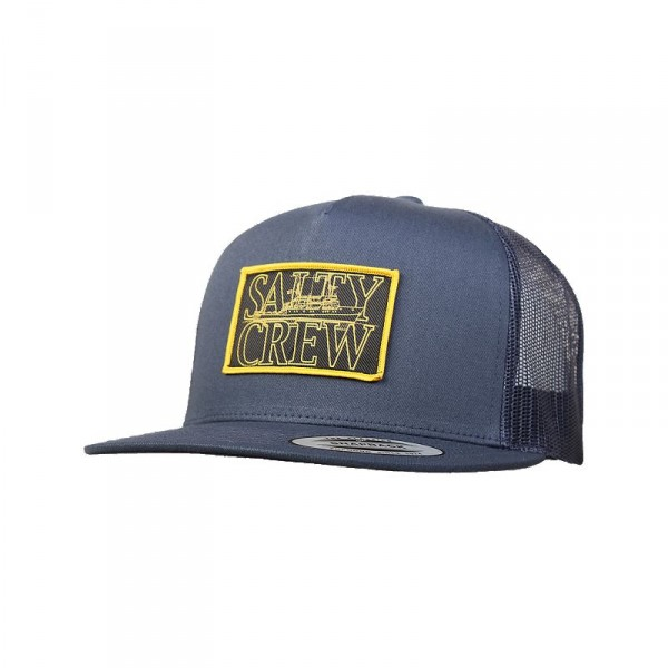 Salty Crew Rigged Trucker Hat