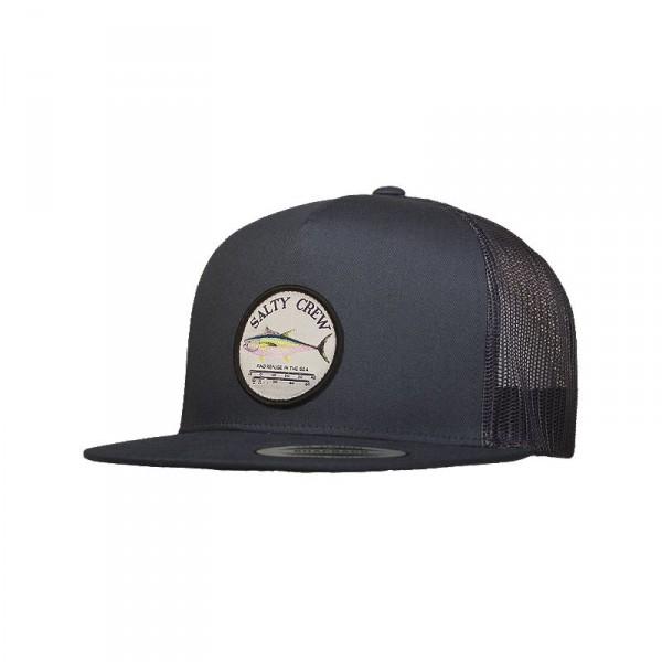 Salty Crew Ahi Gauge Trucker Hat