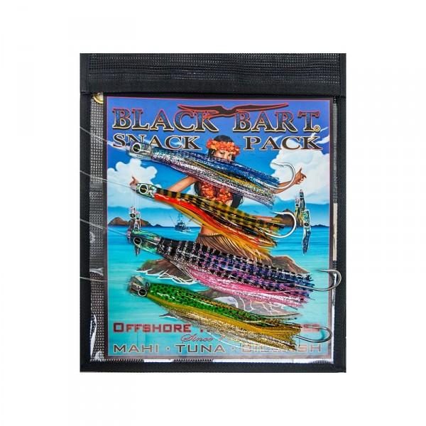 Black Bart Alpha Snack Pack
