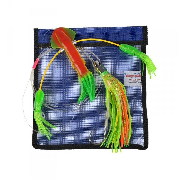 Melton Tackle Squidnation Flippy-Floppy Tuna Killer