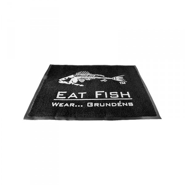 Grundens Eat Fish Floor Mat