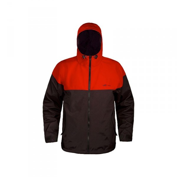 Grundens Gage Fish On Hooded Jacket