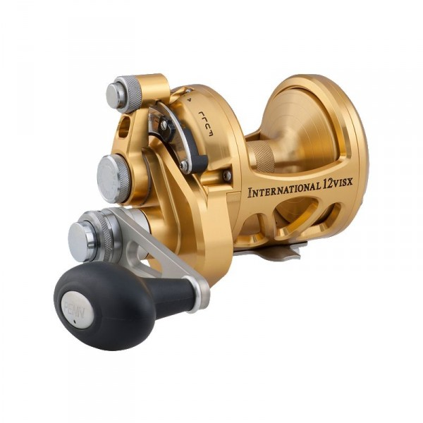 Penn International VISX Reels