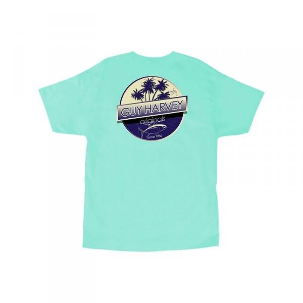 Guy Harvey Tuna Boat T-Shirt