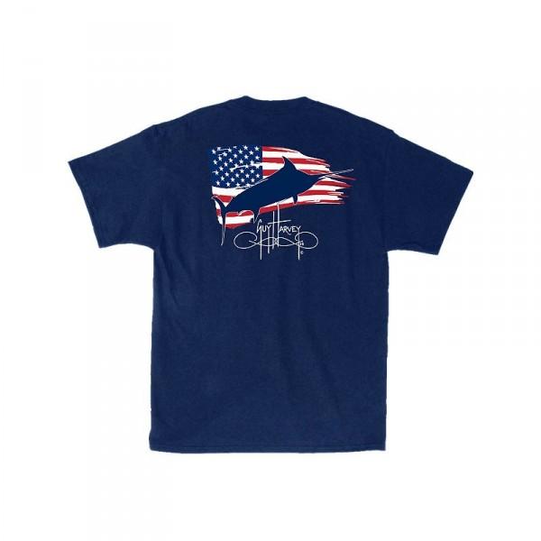 Guy Harvey Patriot T-Shirt
