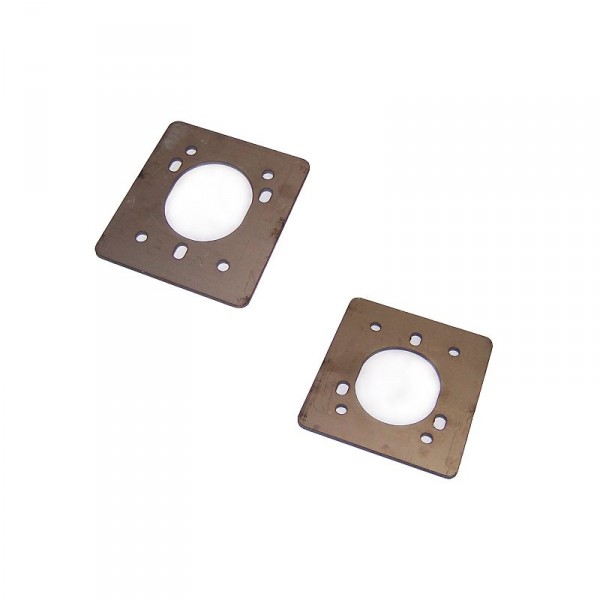 Precision Marine Rod Holder Backing Plate