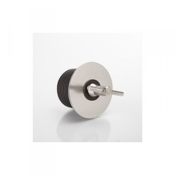 Grizzly Stainless Steel Plug
