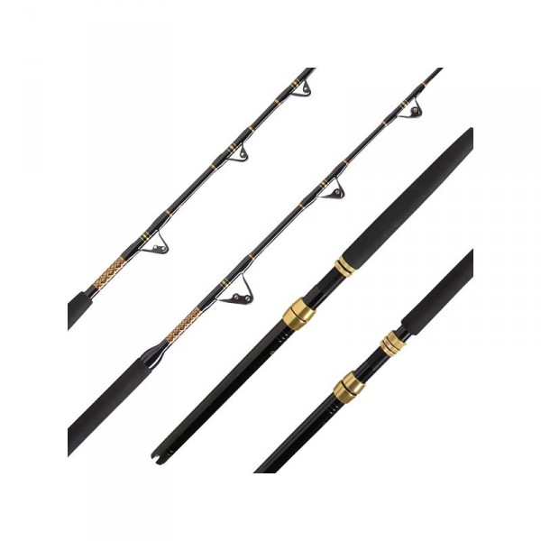 Penn Stand-Up V Series Rods - All Roller Guides