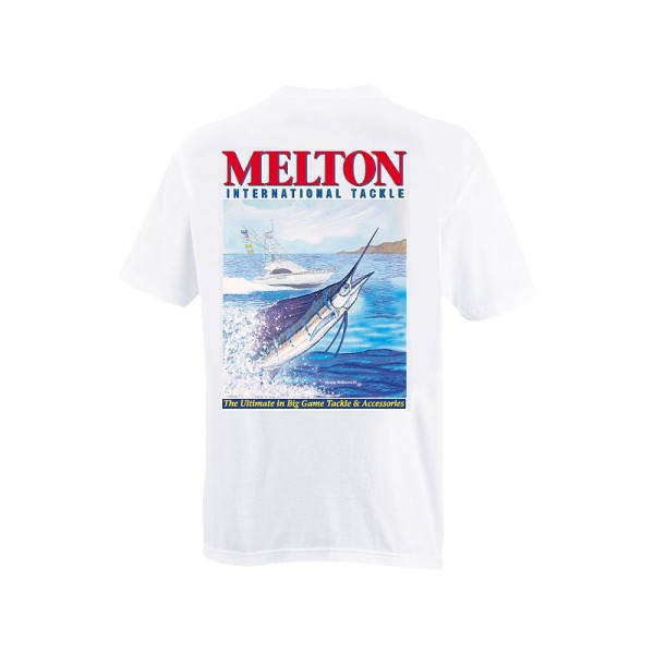 Melton International Tackle #10 T-Shirt