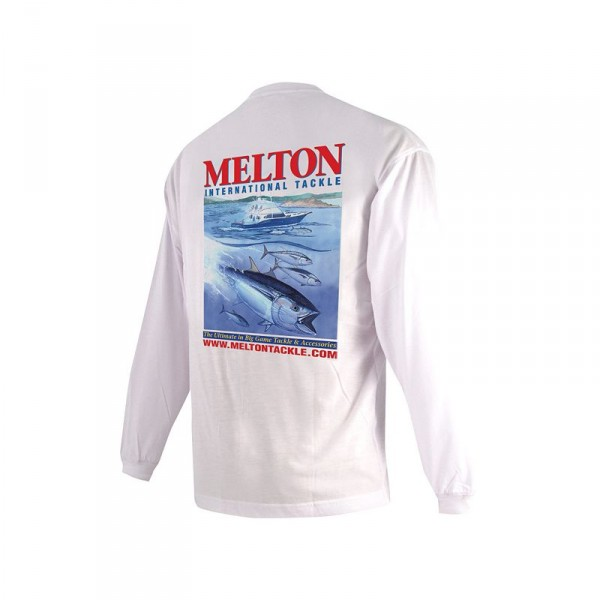 Melton International Tackle #13 Long Sleeve Shirt