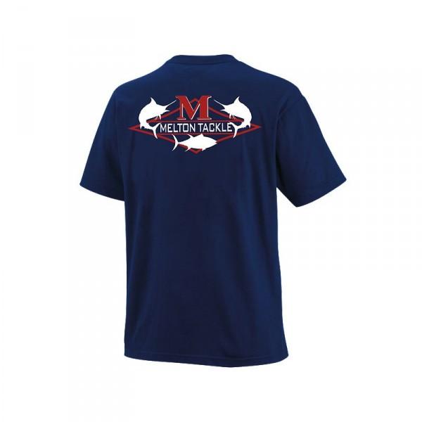 Melton Tackle Diamond Logo T-Shirt