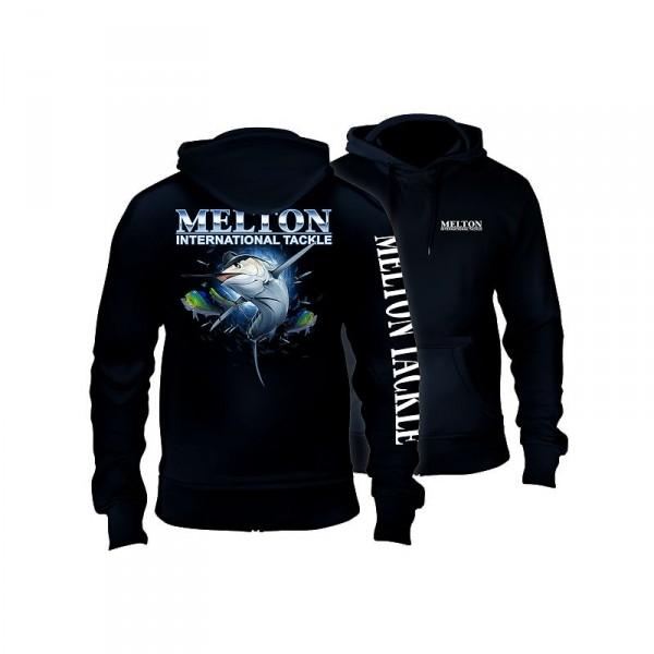 Melton Tackle Marlin Pullover Hoody