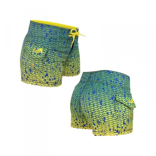 Pelagic Women's Dorado Shorts