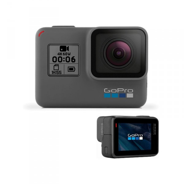 GoPro Hero6 Black with 32GB Card