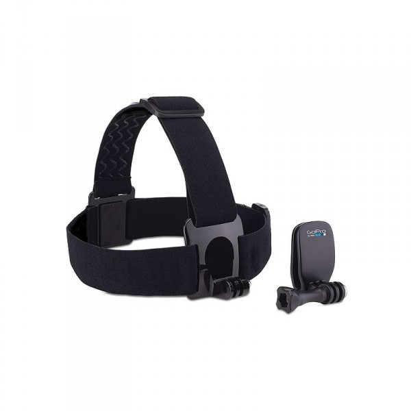 GoPro HD Hero3 Plus Head Strap Mount and Quick Clip Mount