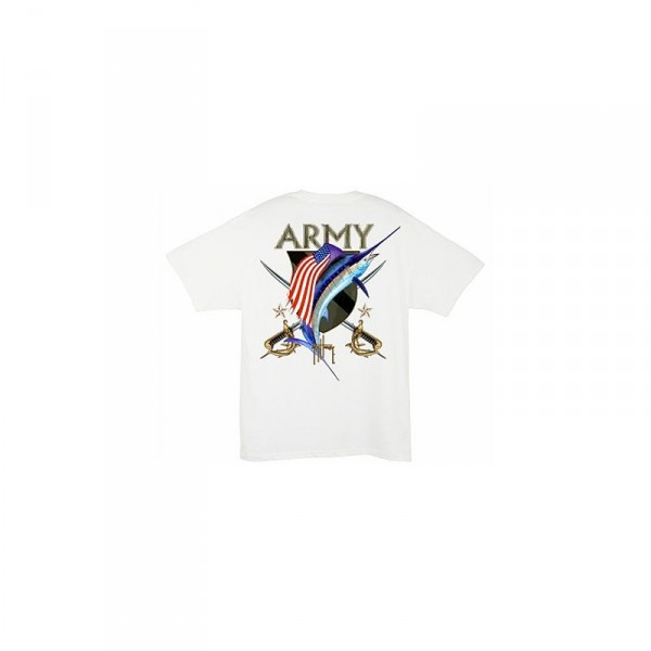 Guy Harvey Military T-Shirts