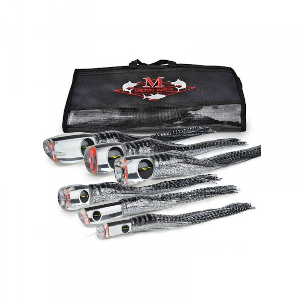 Black Bart Silver Ghost Marlin Pack