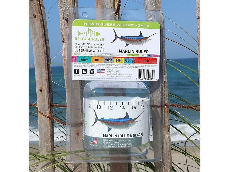 NEW Release Ruler Mako Shark from Blue Bottle Marine