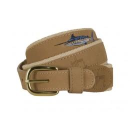 Guy Harvey Leather Belts