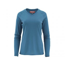 Simms Women's Drifter Tech Long Sleeve Shirt