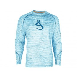 Hook & Tackle Aquaman Wicked Dry & Cool Long Sleeve Shirt