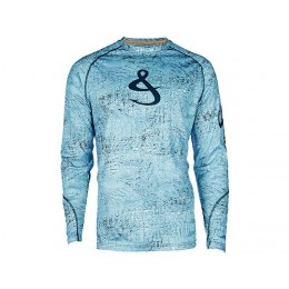 Hook & Tackle Cayman Wicked Dry & Cool Long Sleeve Shirt