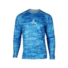 Hook & Tackle Predator Wicked Dry & Cool Long Sleeve Shirt