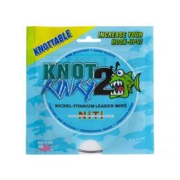 Aquateko Knot 2 Kinky Leader Wire