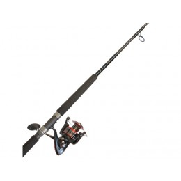 Melton Tackle Custom Jigging and Popping Spinning Combos