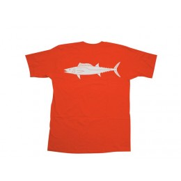 Melton Tackle Wahoo Capture Flag T-Shirt