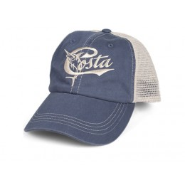 Costa Del Mar Retro Trucker Hat