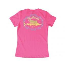Guy Harvey Sailfish in Motion Ladies T-Shirt