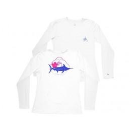 Guy Harvey Swift Pro UVX Women's Long Sleeve Shirt