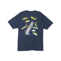 Guy Harvey Marlin Dorado T-Shirt