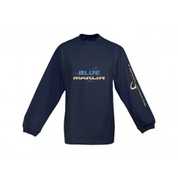 Hook & Tackle Marlin Skinz Tech Long Sleeve Shirt